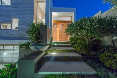 Modern bejárat - bejárat ötlet, modern stílusban