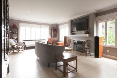 Otthonos nappali - nappali ötlet, modern stílusban