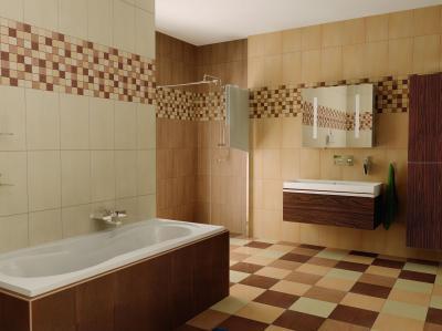 LEGNO fürdőszoba burkolat - fürdő / WC ötlet, minimál stílusban
