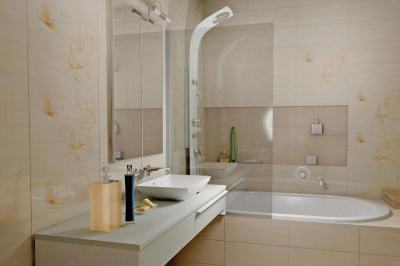 AZALI fürdőszoba burkolat - fürdő / WC ötlet, modern stílusban