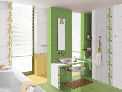 ANERICA fürdőszoba burkolat - fürdő / WC ötlet, modern stílusban