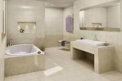 ALBUS fürdőszoba burkolat - fürdő / WC ötlet, modern stílusban