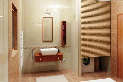 BUDAPEST fürdőszoba burkolat - fürdő / WC ötlet, klasszikus stílusban