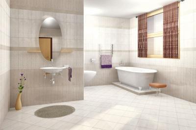 JURA fürdőszoba burkolat - fürdő / WC ötlet, modern stílusban
