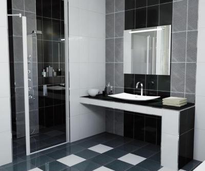 CARNEVAL fürdőszoba burkolat - fürdő / WC ötlet, modern stílusban