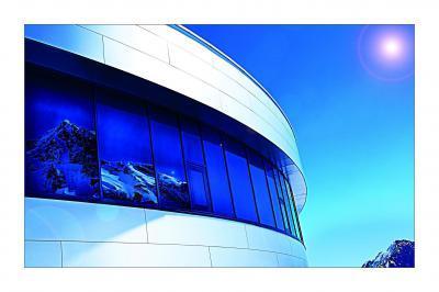 Prefa tetőfedési rendszer - tető ötlet, modern stílusban