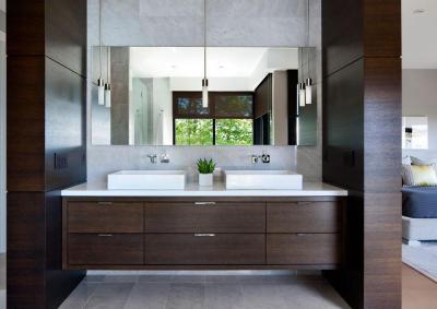 Modern fürdőszoba1 - fürdő / WC ötlet, modern stílusban