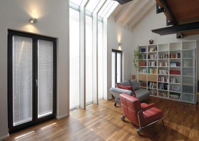 Luminis világítás - nappali ötlet, modern stílusban