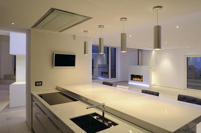 Luminis világítás - konyha / étkező ötlet, modern stílusban