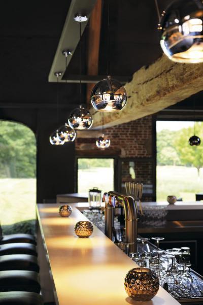 Luminis világítás - belső továbbiak ötlet, modern stílusban