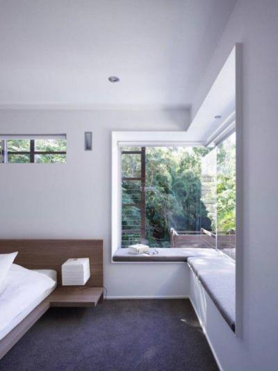 Óriási ablakok30 - háló ötlet, modern stílusban
