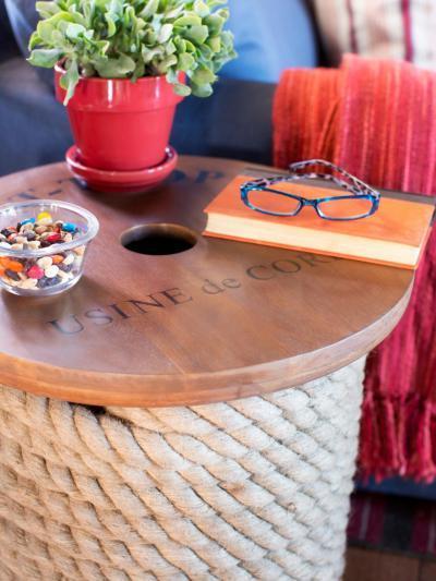 Spéci lerakóasztal - nappali ötlet, modern stílusban