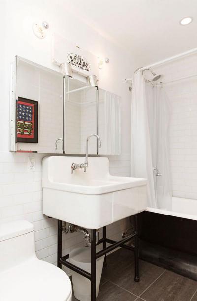 Eklektikus fürdő2 - fürdő / WC ötlet, modern stílusban