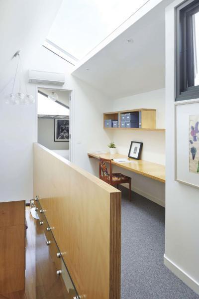 Dolgozósarok - dolgozószoba ötlet, modern stílusban