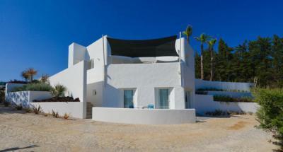 Mediterrán lakóház - homlokzat ötlet, mediterrán stílusban