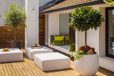 Hangulatos mediterrán terasz - erkély / terasz ötlet, mediterrán stílusban