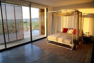 Baldahinos ágy - háló ötlet, modern stílusban