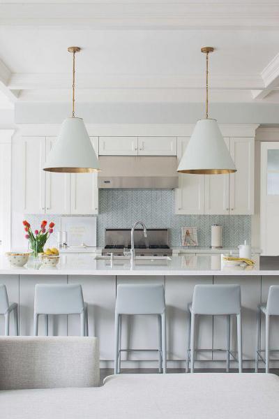 Szimmetrikusságra törekedve - konyha / étkező ötlet