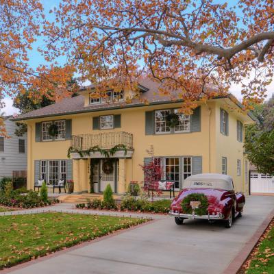 Családi ház - külső továbbiak ötlet, klasszikus stílusban