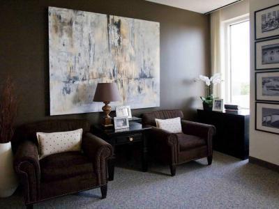 Dolgozószoba részlet - dolgozószoba ötlet, klasszikus stílusban