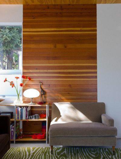 Modern nappali részlet - nappali ötlet, modern stílusban