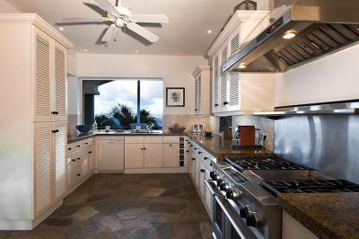 Terméskő padló - konyha / étkező ötlet, modern stílusban