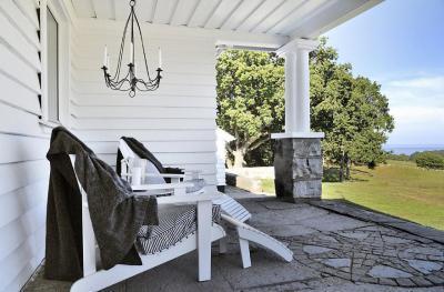 Angolszász veranda - erkély / terasz ötlet