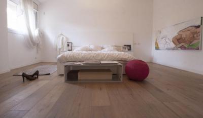 Minimál hálószoba - háló ötlet, modern stílusban