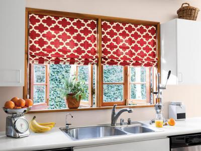 Mosogatás kilátással - konyha / étkező ötlet, modern stílusban