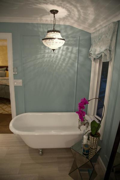 Romatikus fürdő  - fürdő / WC ötlet