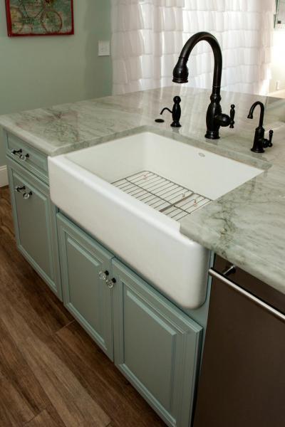Konyhasziget mosogatóval - konyha / étkező ötlet, klasszikus stílusban