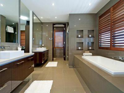 Gyönyörű fürdőszoba20 - fürdő / WC ötlet