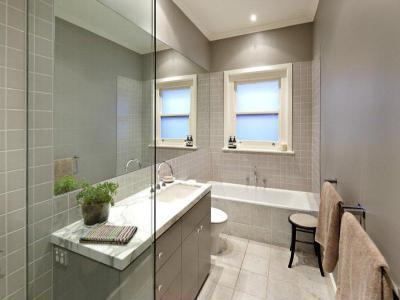 Gyönyörű fürdőszoba31 - fürdő / WC ötlet, modern stílusban