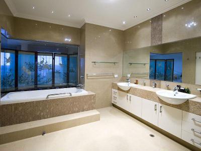 Gyönyörű fürdőszoba40 - fürdő / WC ötlet