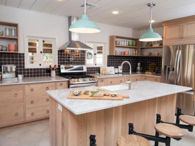 Country ház, konyha II - konyha / étkező ötlet