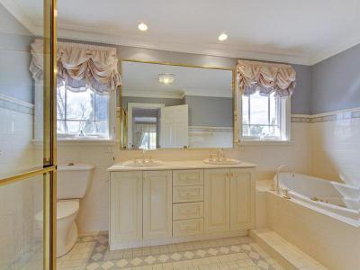 Gyönyörű fürdőszoba52 - fürdő / WC ötlet, klasszikus stílusban