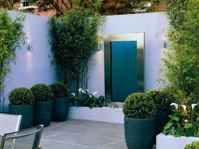 Csodaszép kert - kert / udvar ötlet, modern stílusban