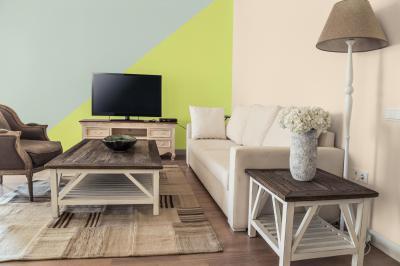 Romantikus nappali - nappali ötlet, klasszikus stílusban