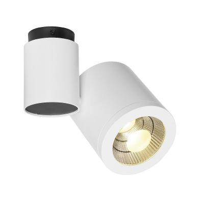 Fehér (alumínium / acél) mennyezeti lámpatest
