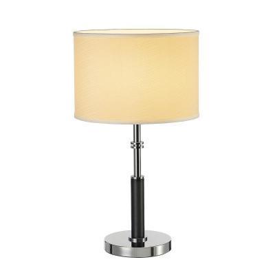 Króm (műanyag) asztali lámpatest