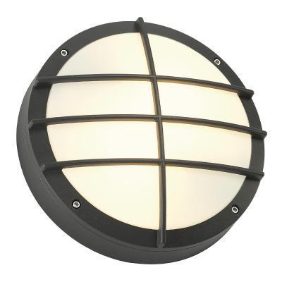 Antracit (alumínium / műanyag) fali és mennyezeti lámpatest