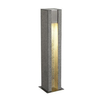 Fekete-Fehér (gránit / rozsdamentesacél304) álló lámpatest