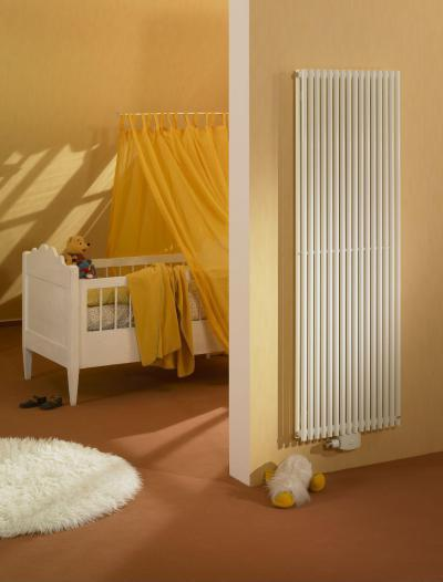 Praktikum radiátor - gyerekszoba ötlet, modern stílusban