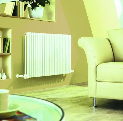 Praktikum radiátor - nappali ötlet, modern stílusban