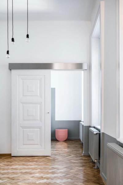 Klasszikus és modern - nappali ötlet