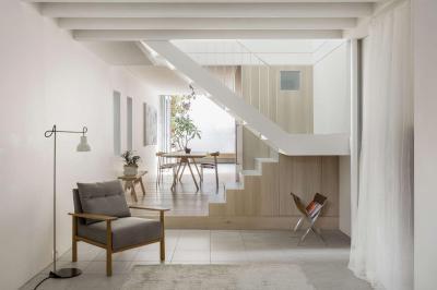 Pihenősarok - belső továbbiak ötlet, modern stílusban