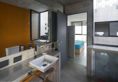 Design elemek a fürdőben - fürdő / WC ötlet, modern stílusban