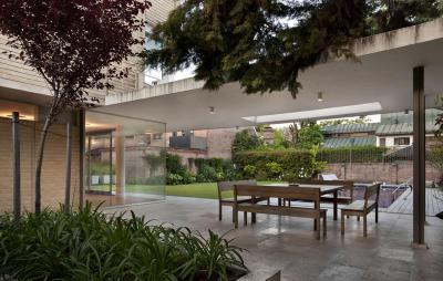Egész nyáron a teraszon - erkély / terasz ötlet, modern stílusban