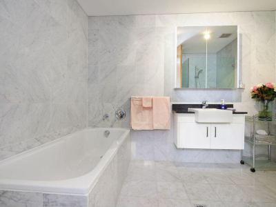 Fürdőszobák42 - fürdő / WC ötlet, modern stílusban