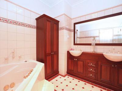 Fürdőszobák47 - fürdő / WC ötlet, klasszikus stílusban